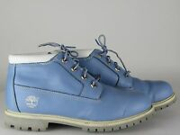 Timberland Nellie Blue Women's Boot Size 9 .