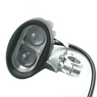 Universal Motorcycle 7/8'' 22mm LED SpotLight Fog Lamp Headlight Dirt bike ATV