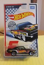 Hot wheels racing circuit '69 Pontiac GTO