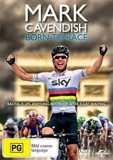 Mark Cavendish: Born to Race DVD NEW