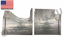 1949 1950 1951 1952 DODGE PLYMOUTH FRONT FLOOR PANS   NEW PAIR!!