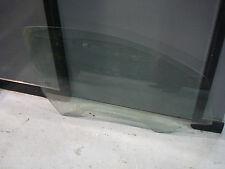 Vauxhall Corsa D 2007 O/S/F drivers door glass from a 3 door car