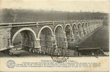 DOLHAIN LIMBOURG le viaduc timbrée 1919