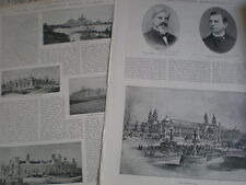 Photo article World's Fair Chicago USA 1893