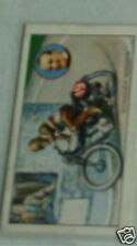 #6 Stanley woods motorcycle racing Sport cigarette card
