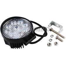 1pcs 27W Spot LED Work Light Bar Offroad Boat Car Tractor Truck SUV Fog Lamp