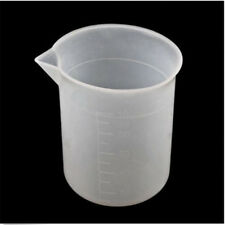 1Pc Silicone 100ml Measuring Cup For Jewelry Crystal Scale Resin Glue Molds