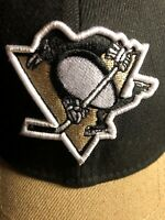 New Era Flex-fit Hat NHL Pittsburgh Penguins