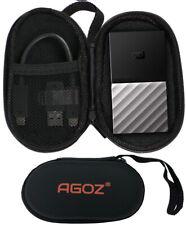 Hard Case for WD 512GB/256GB/1TB/2TB My Passport SSD Portable Drives Storage