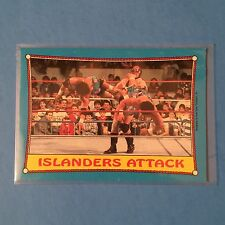 THE ISLANDERS  1987 O-PEE-CHEE WWF #30  NM/MT  PACK FRESH!