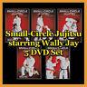 Wally Jay's Complete Small Circle Jujitsu Series (5 DVD Set)