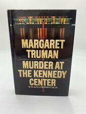 Murder at Kennedy Center, Margaret Truman, Hardcover w/ DJ, BCE