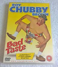Roy Chubby Brown - Bad Taste (DVD, 2003)