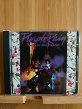 Prince : Purple Rain Cd Album (1984) - like new Free Uk P+P