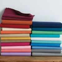 Set of 2 100% Cotton 400 Thread Count Pillowcases