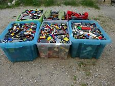 gros lot LEGO + 80 kilos briques CITY ESPACE NINJAGO CHIMA set piéces