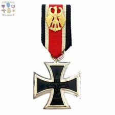 ✠ 1939 GERMAN IRON CROSS 2ND CLASS 4 STEINHAUER & LÜCK STERLING SILVER WWII 1957