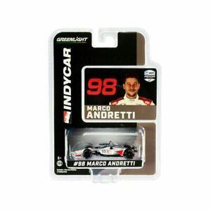 Greenlight 1/64 2020 NTT Indy Car #98 Marco Andretti US CONCRETE 10865