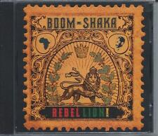 Boom-Shaka - Rebellion! (CD 1998) NEW/SEALED