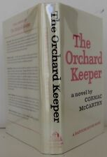 CORMAC MCCARTHY The Orchard Keeper FIRST PRINT