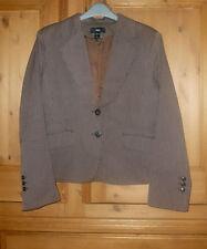 H&M Cotton Blazer Coats & Jackets for Women