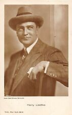 B8687 Acteurs Actors Cinema harry Liedtke not used PPC 11/14 cm aprox 1930