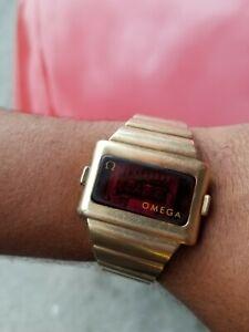 Vintage Omega TC2 Computer Ref: 139.0039  Watch