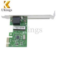 PCI-E Express 10/100/1000M Gigabit Ethernet LAN Network Controller Card