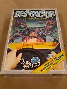 Destructor for ColecoVision ▪︎FACTORY SEALED ▪︎FREE SHIPPING ▪︎