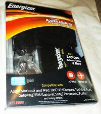 ENERGIZER XP18000 UNIVERSAL POWER BANK ADAPTER EXTERNAL BATTERY Charger LAPTOP