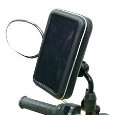 Waterproof Bike Scooter Mirror Mount Holder for iPhone XR