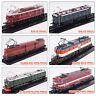 3D 1:87 Scale Resin Model Locomotive Legendes Decoration +Track Base Collection