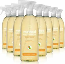 Method Products All Purpose Cleaner - Ginger Yu - Case of 8 - 28 oz-Paraben Free