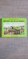 Henry The Green Engine - The Rev W Awdry. The Railway Series No 6. 1967 Hardback
