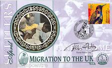 1999 coloni-Benham piccolo SETA-firmata da Trevor Phillips OBE