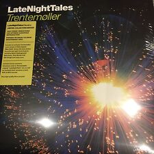 Trentemoller - Late Night Tales (2 x vinyl Lp) - New and sealed