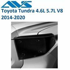 AVS Dark Smoke Headlight Guards For Toyota Tundra 4.6L 5.7L V8 2014-2020 - 37524