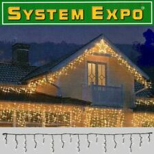System Expo Icicle-Lichterkette-Extra 50er 3x0,4m Best Season 484-30