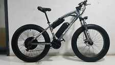 """26"""" Electric Fat Bike Big Cat 48V 1500W KT3  LCD"""