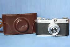 OPEMA II,MEOPTA,rangefinder cam.,OPENAR 45/2,8 Czechoslovakia