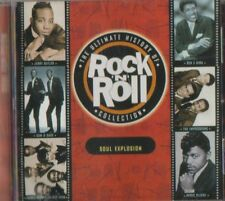 C.D.MUSIC E947  THE ULTIMATE HISTORY OF  ROCK 'N' ROLL : SOUL EXPLOSION   CD