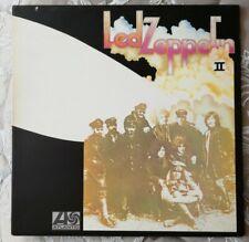 Led Zeppelin II. Vinyl c1974 K 40037 like new!