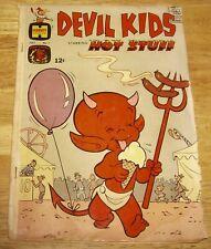 DEVIL KIDS Starring HOT STUFF #1 Harvey scarce first issue no rsv.
