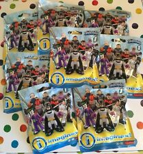 IMAGINEXT BATMAN DC HEROES Blind Bag Set Nightwing Two Face  Red Hood X2 Sets