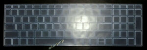 Keyboard Cover Skin Protector for HP 15-eb*** 15-ef*** 15z-ec*** 16-a*** 17-cd**