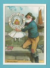 ADVERTISING  -  ROBERT  OPIE  POSTCARD  -  LIFEBUOY  SOAP     (A)