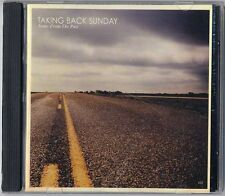 TAKING BACK SUNDAY-NOTES FROM THE PAST-come nuovo-excellent