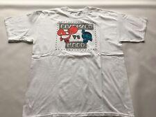 Neff x Deadmau5 T shirt - white size XL mens shirt NEW