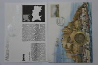 JERSEY 10 PENCE 1988 COIN COVER A98 - 81