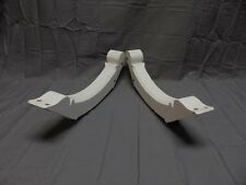 Antique Pr Wood Corbels Brackets Victorian Gingerbread Shabby Old Chic 265-18P